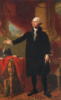 The New Republic - George Washington's Presidency Powerpoint