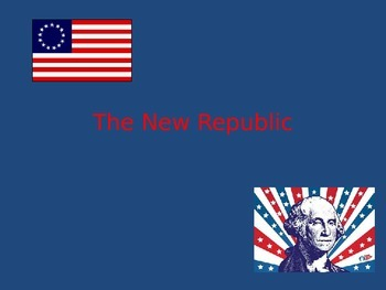 The New Republic Power Point