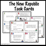 The New Republic Task Cards