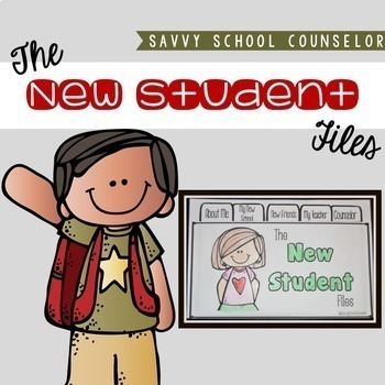 The New Student Files and Pamphlet