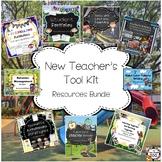 The New Teacher's Tool Kit