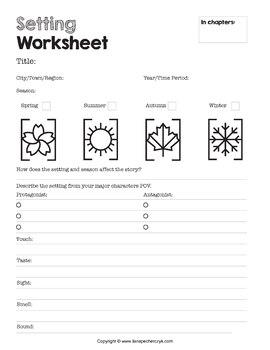 The New Ultimate Novel Planning Worksheets