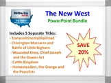New West PowerPoint Bundle