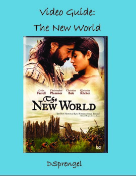 The New World (2005) Video Movie Guide Exploration Pocohon
