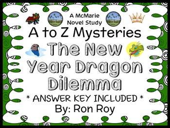 The New Year Dragon Dilemma : A to Z Mysteries (Ron Roy) Novel Study
