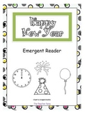 The New Year- Emergent Reader