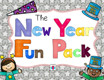 The New Year Fun Pack- Silver Edition