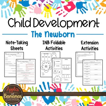 The Newborn - Interactive Note-taking Activities