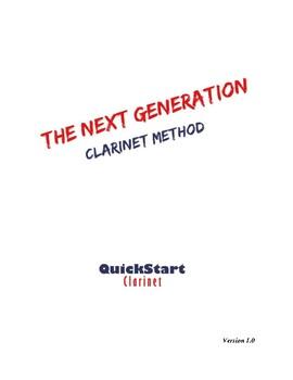 The Next Generation Clarinet Method