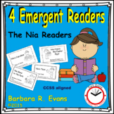 SPRING EMERGENT READER BUNDLE High Frequency Words Predictable Text