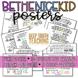 The Nice Kid POSTERS!
