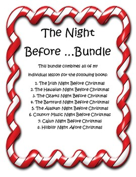 The Night Before Bundle