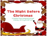 The Night Before Christmas: A Common Core Compare & Contrast Unit