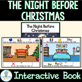 The Night Before Christmas-ADAPTED INTERACTIVE BOOK