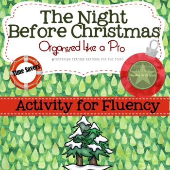 The Night Before Christmas Activity