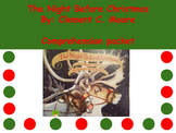 The Night Before Christmas: Book Study Packet: Christmas Activities