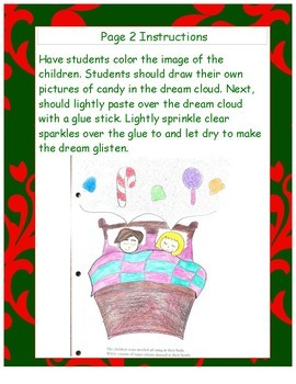 The Night Before Christmas Craft Book