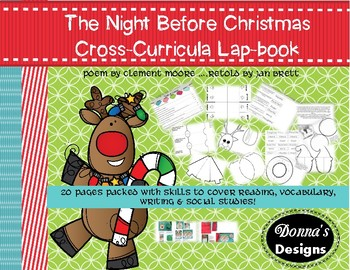 The Night Before Christmas Lap-Book