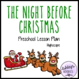 The Night Before Christmas Preschool Lesson Plan (Highscope)