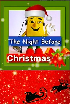 The Night Before Christmas Read-along Video mp4