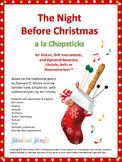 The Night Before Christmas / Chopsticks - Engaging, Entertaining Arrangement