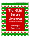 The Night Before Christmas with questions