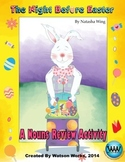 The Night Before Easter - A Nouns Review Activity