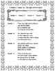 The Night Before Easter--A Reader's Theater