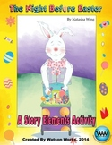The Night Before Easter - A Story Elements Activity