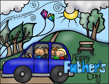 The Night Before Father's Day (A Story Companion)