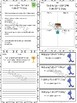 The Night Before Father's Day Worksheets and Task Cards