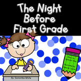 The Night Before First Grade - Book Companion