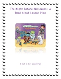 The Night Before Halloween Text to Self Read Aloud Lesson Plan