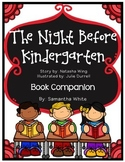 The Night Before Kindergarten - Back to School Unit
