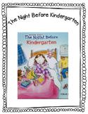 The Night Before Kindergarten Book Extension Activities: B