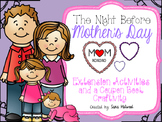 The Night Before Mother's Day Extension Activities