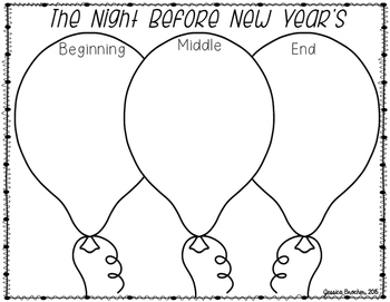 The Night Before New Year's: A Book Companion
