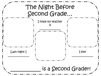 The Night Before Second Grade