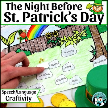 The Night Before St. Patrick's Day Craft/ Activity