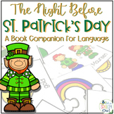 The Night Before St. Patrick's Day: Book Companion for Lang
