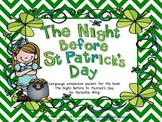 The Night Before St. Patrick's Day – Speech and Language A