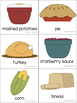 Language and Literacy Lesson: The Night Before Thanksgiving