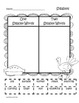 The Night Before Thanksgiving: Thanksgiving Themed ELA and Math Activities