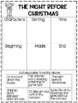 Literacy Activities to Accompany The Night Before Christmas