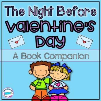 The Night Before Valentine's Day *Book Companion*