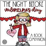 The Night Before Valentine's Day Book Companion