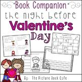 The Night Before Valentine's Day Book Companion