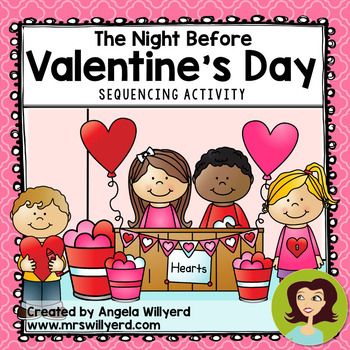 Valentine's Day: The Night Before Valentine's Day Sequenci