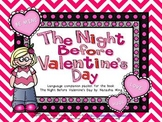The Night Before Valentine's Day – Speech and Language Act