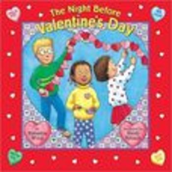 The Night Before Valetines Day by N. Wing
